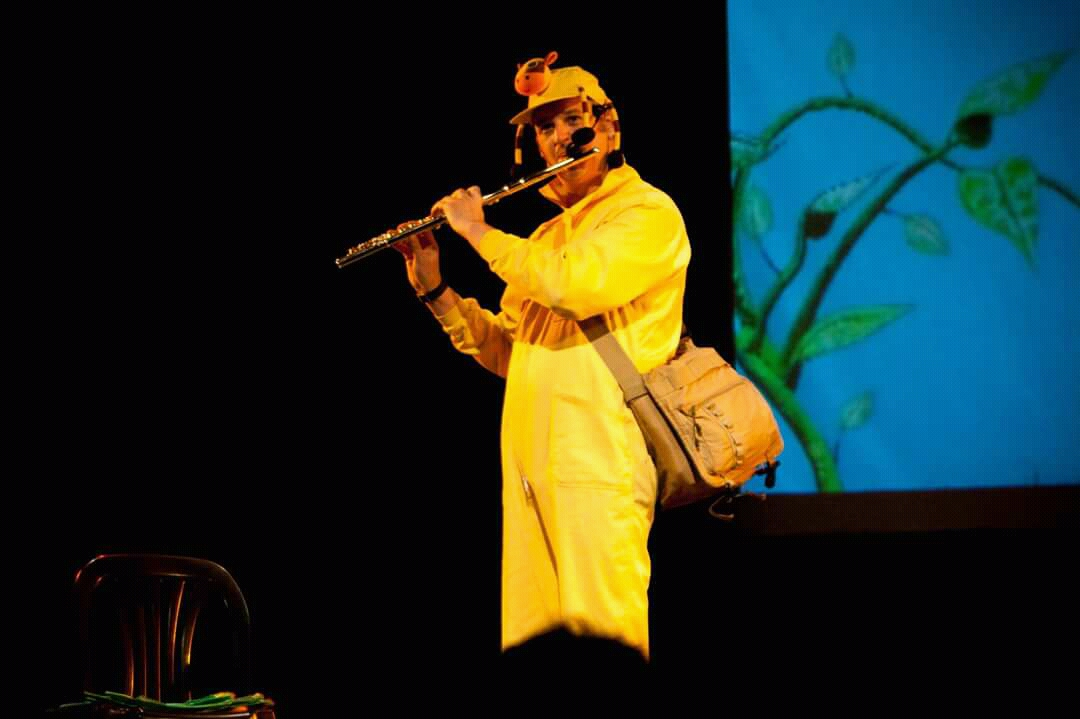 Espectacle infantil Pablo Galak