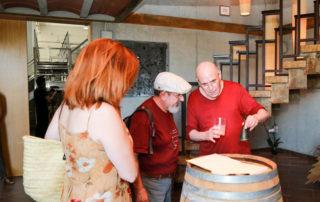 evru vinya dels artistes