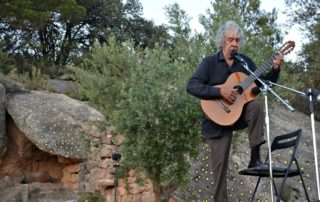 Paco Ibañez La Vinya dels Artistes