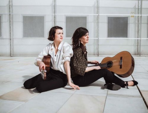 September 8th at 20h: Duo Aryaga in concert