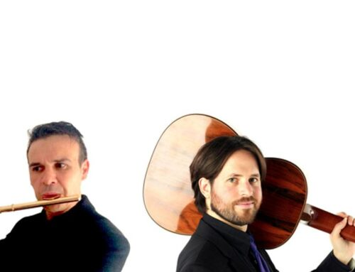 August 29th at 20h: Visit + wine tasting + Eduard Sánchez & Jacob Cordover in concert